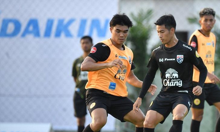 """""""ไดกิ้น"""" สนับสนุน ส.ฟุตบอลไทย 4 ปี ฝ่าวิกฤติโควิด-19 เตรียมลุยคัดฟุตบอลโลก 2022"""